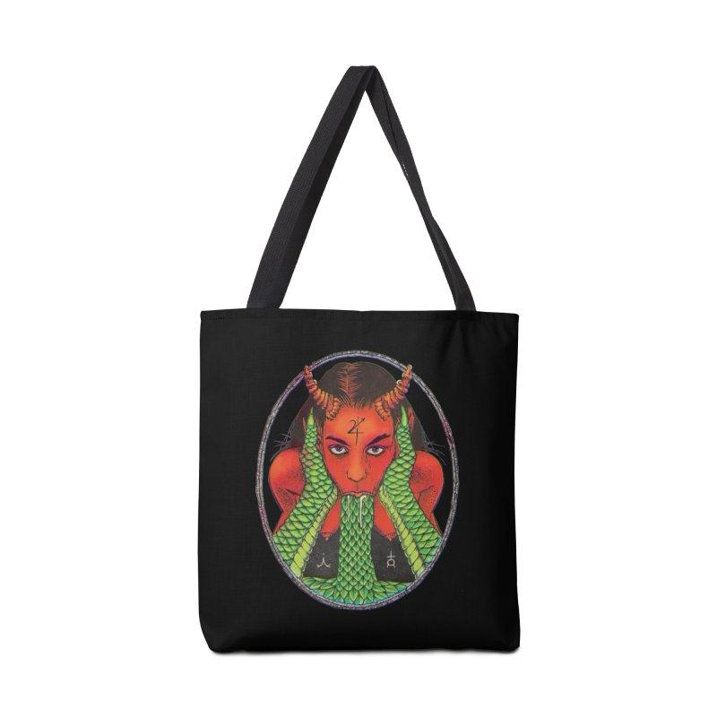 Demon embrace Accessories Tote Bag Bag by Sp3ktr's Artist Shop