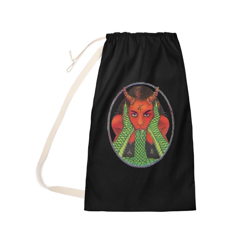 Demon embrace Accessories Bag by Sp3ktr's Artist Shop