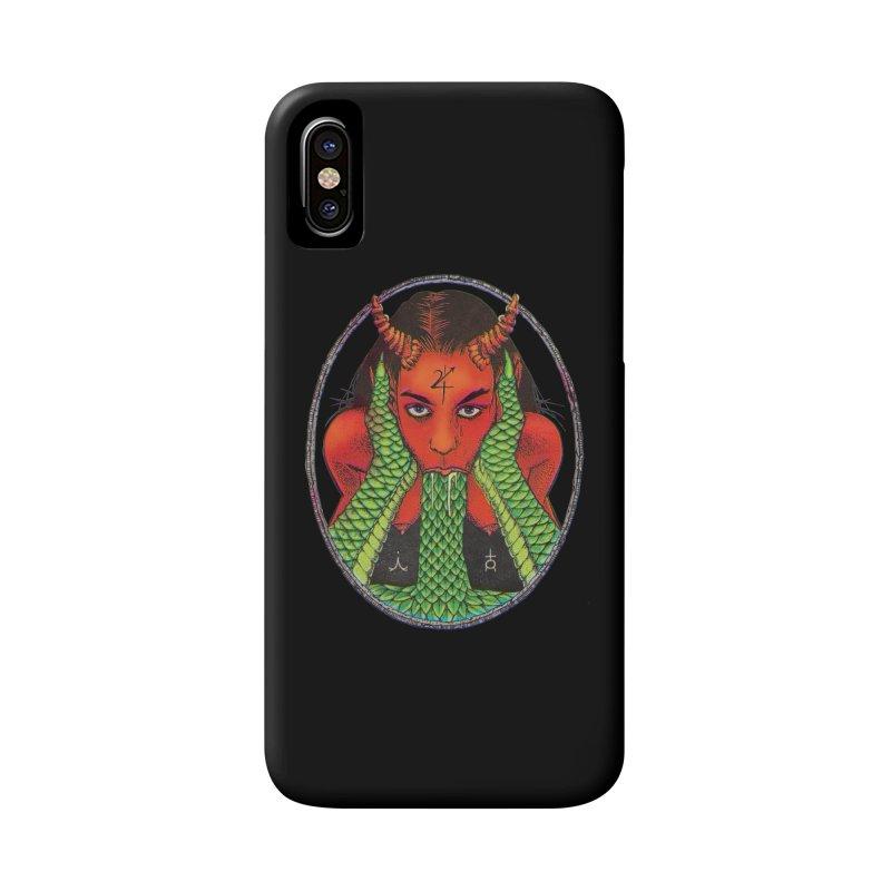 Demon embrace Accessories Phone Case by sp3ktr's Artist Shop