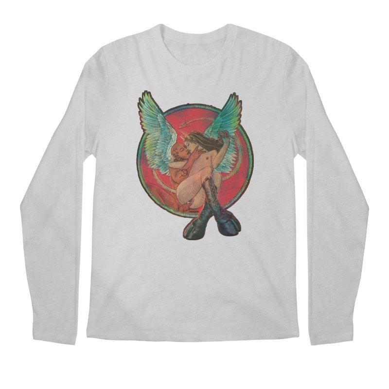 We can be heroes Men's Regular Longsleeve T-Shirt by sp3ktr's Artist Shop