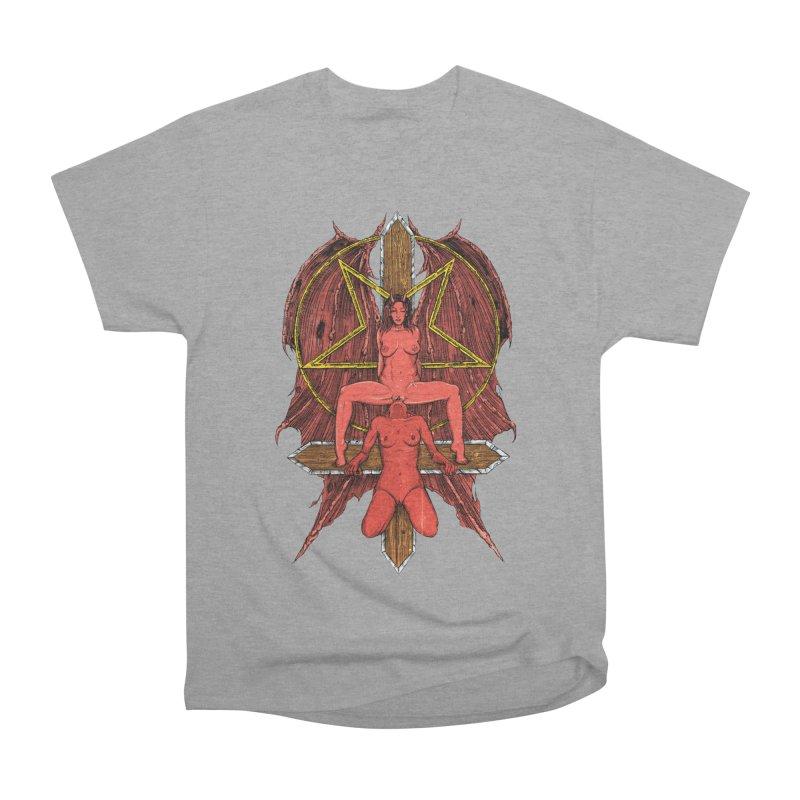 EVIL GFs Men's Heavyweight T-Shirt by sp3ktr's Artist Shop