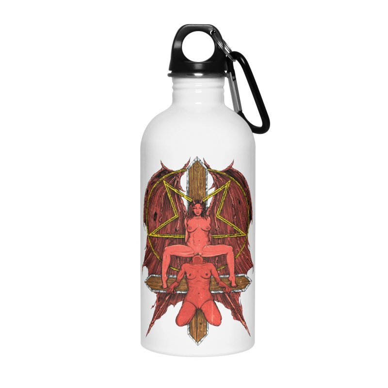EVIL GFs Accessories Water Bottle by Sp3ktr's Artist Shop