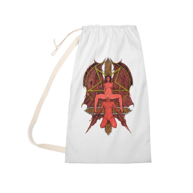 EVIL GFs Accessories Bag by Sp3ktr's Artist Shop