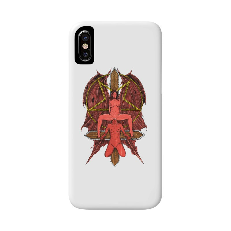 EVIL GFs Accessories Phone Case by Sp3ktr's Artist Shop