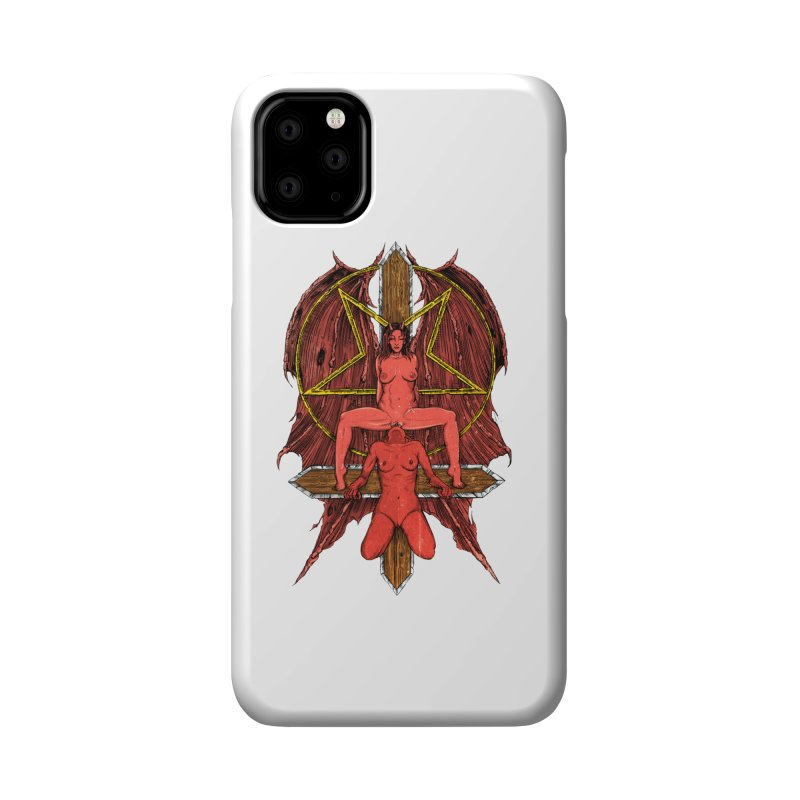 EVIL GFs Accessories Phone Case by Sp3ktr's Artist Shop