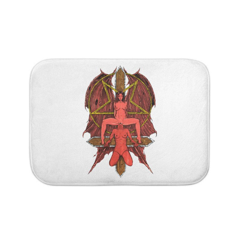 EVIL GFs Home Bath Mat by Sp3ktr's Artist Shop