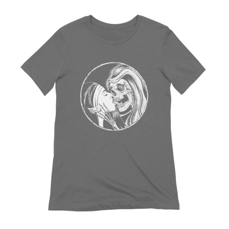 Kiss of death Women's Extra Soft T-Shirt by Sp3ktr's Artist Shop