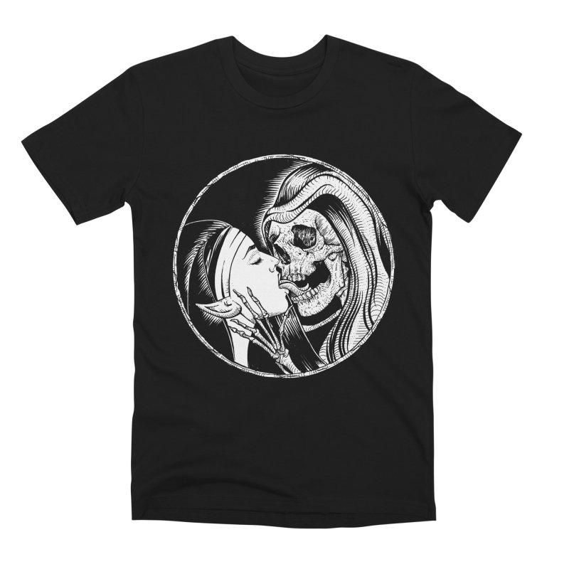 Kiss of death Men's Premium T-Shirt by sp3ktr's Artist Shop