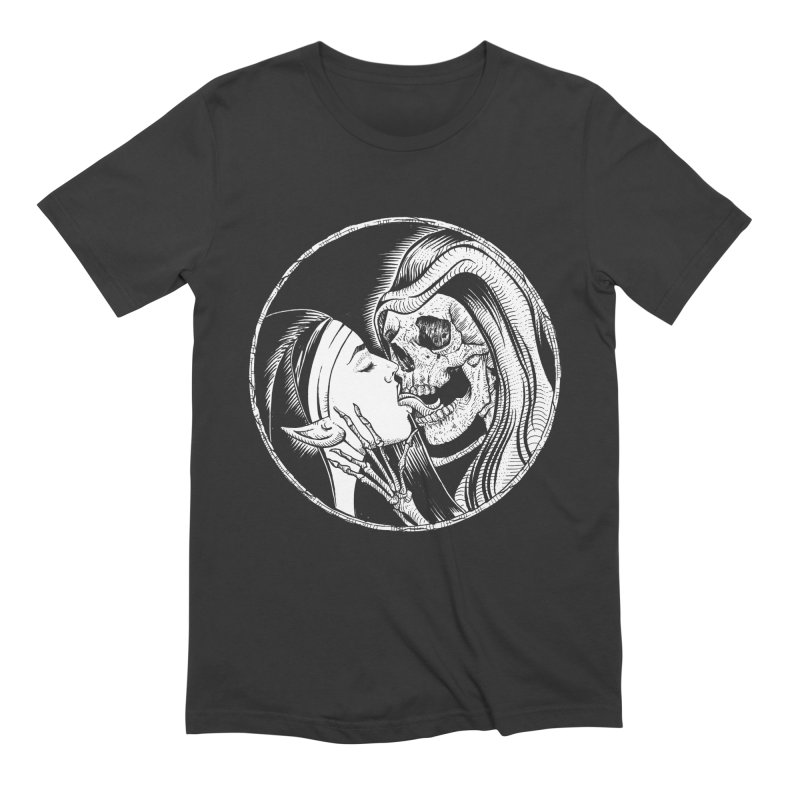 Kiss of death Men's Extra Soft T-Shirt by Sp3ktr's Artist Shop
