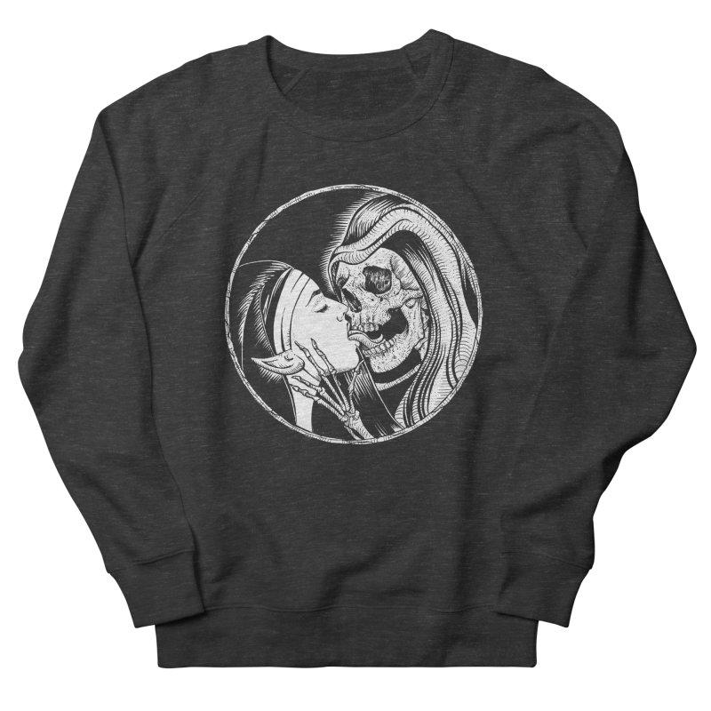Kiss of death Women's Sweatshirt by Sp3ktr's Artist Shop