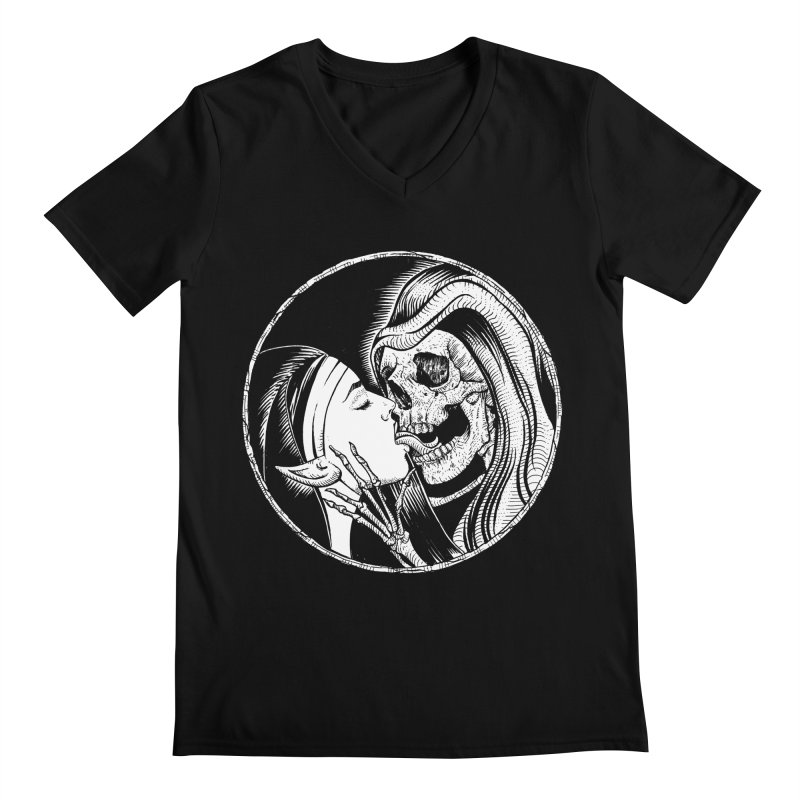 Kiss of death Men's V-Neck by Sp3ktr's Artist Shop