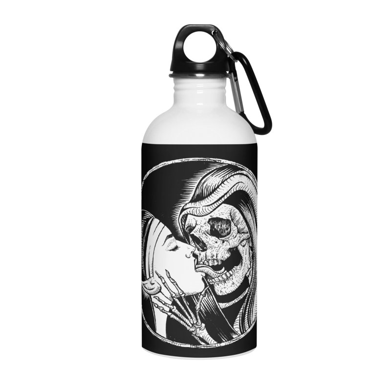 Kiss of death Accessories Water Bottle by Sp3ktr's Artist Shop