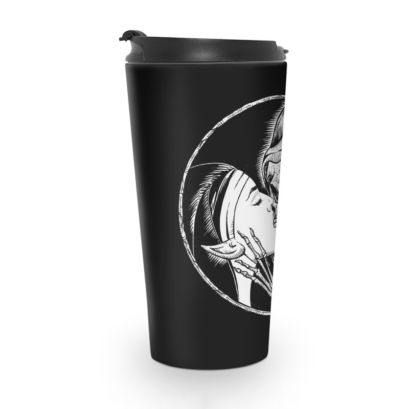 Kiss of death Accessories Travel Mug by Sp3ktr's Artist Shop