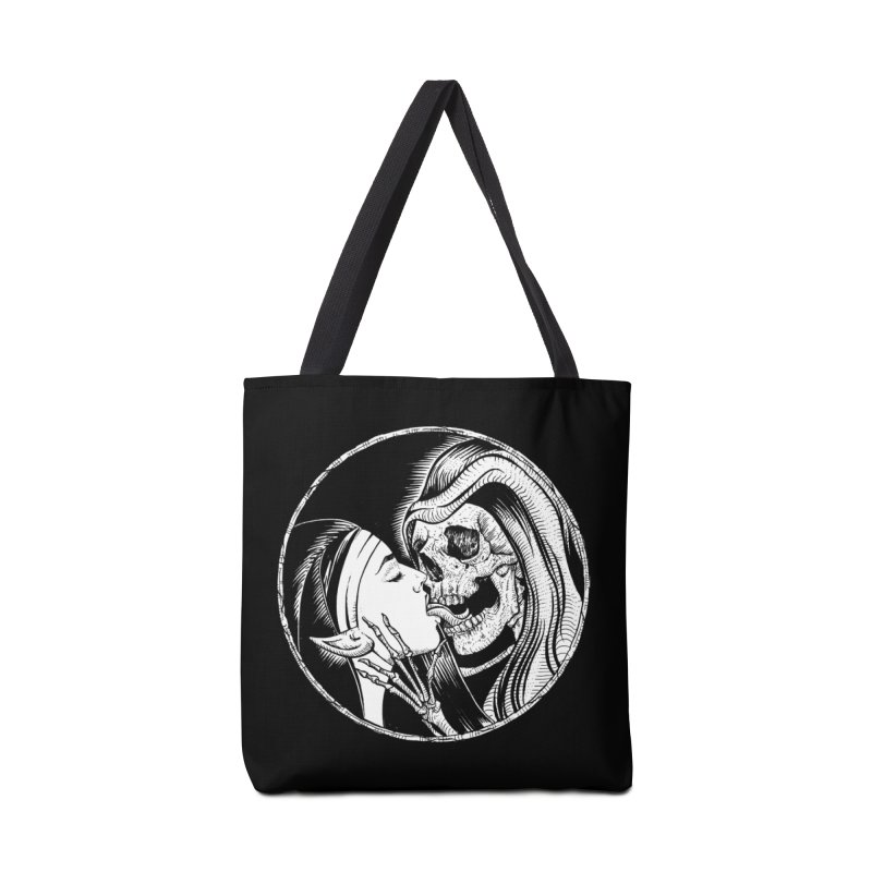 Kiss of death Accessories Tote Bag Bag by Sp3ktr's Artist Shop