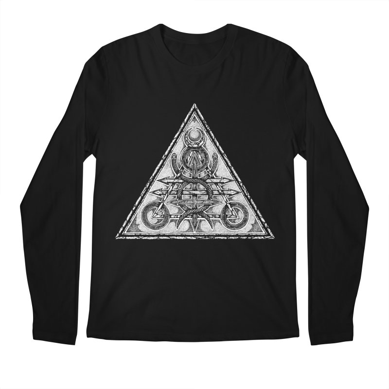 LUCIFORGE Men's Regular Longsleeve T-Shirt by Sp3ktr's Artist Shop