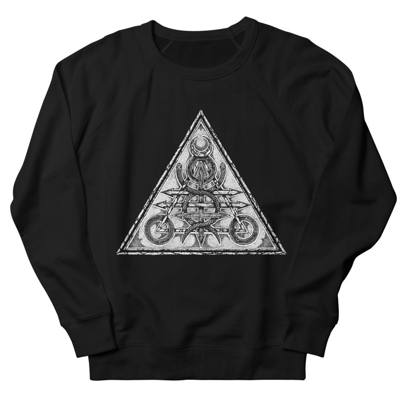 LUCIFORGE Women's French Terry Sweatshirt by Sp3ktr's Artist Shop