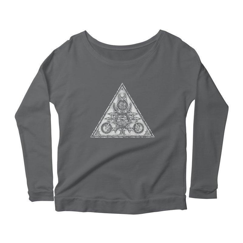 LUCIFORGE Women's Scoop Neck Longsleeve T-Shirt by Sp3ktr's Artist Shop