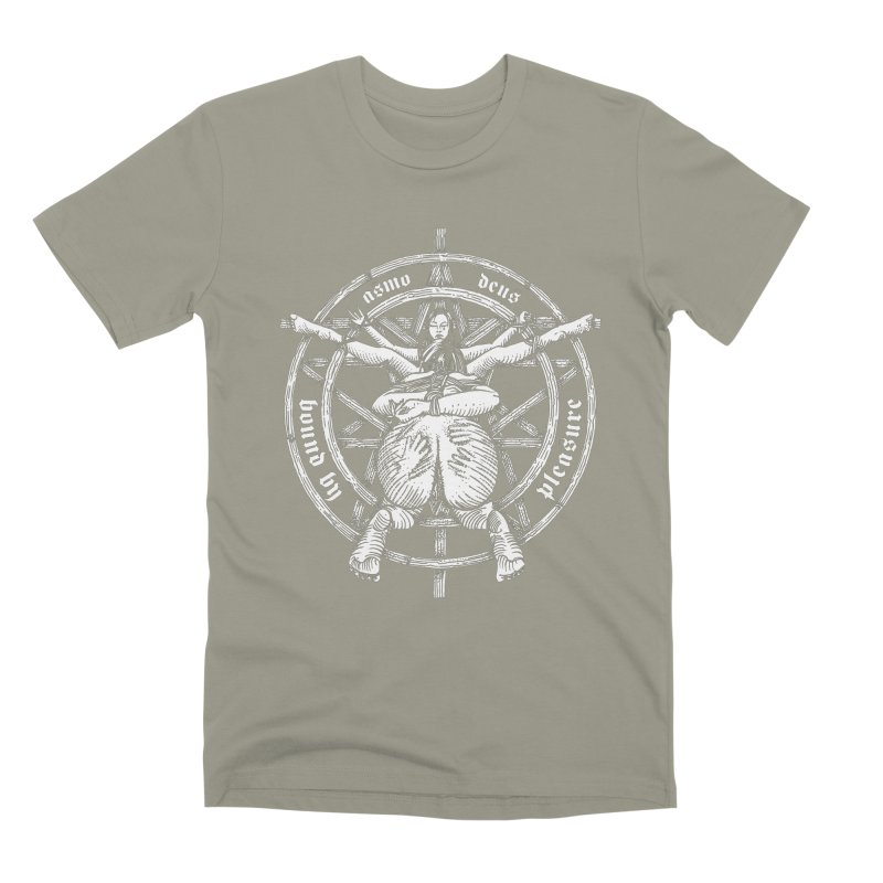 bound by pleasure Men's Premium T-Shirt by Sp3ktr's Artist Shop