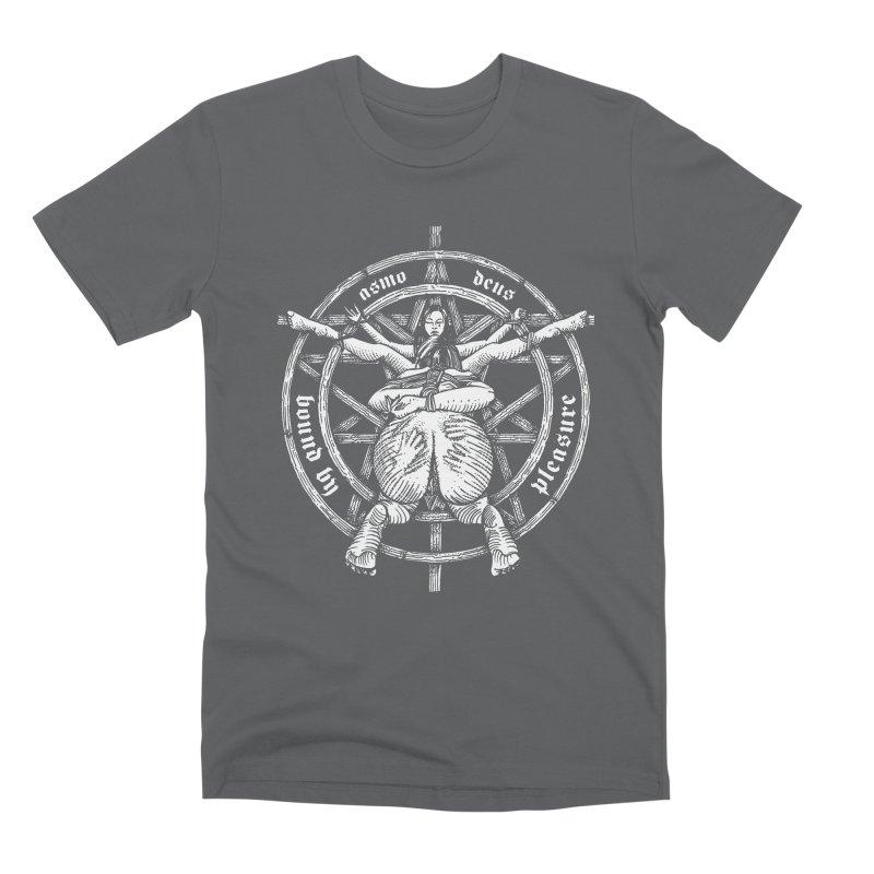 bound by pleasure Men's Premium T-Shirt by Sp3ktr's Artist Shop