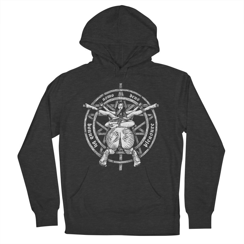bound by pleasure Men's French Terry Pullover Hoody by Sp3ktr's Artist Shop
