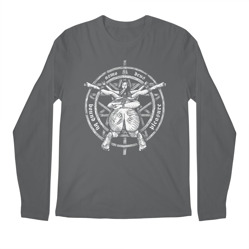 bound by pleasure Men's Longsleeve T-Shirt by Sp3ktr's Artist Shop