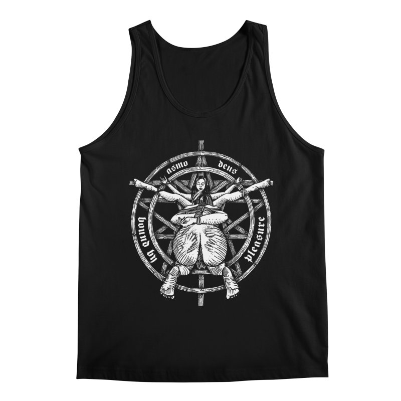 bound by pleasure Men's Regular Tank by Sp3ktr's Artist Shop