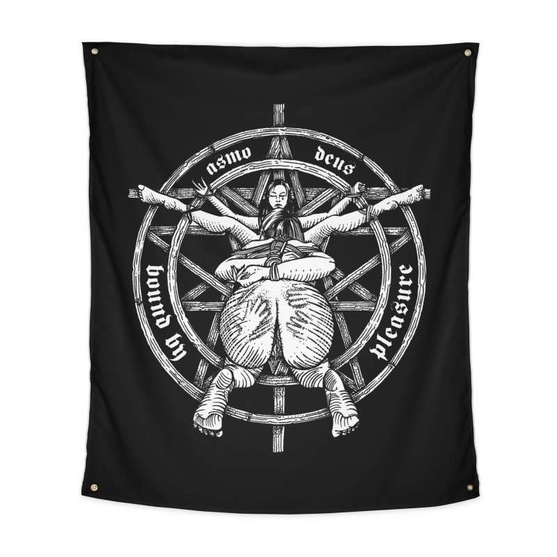 bound by pleasure Home Tapestry by Sp3ktr's Artist Shop