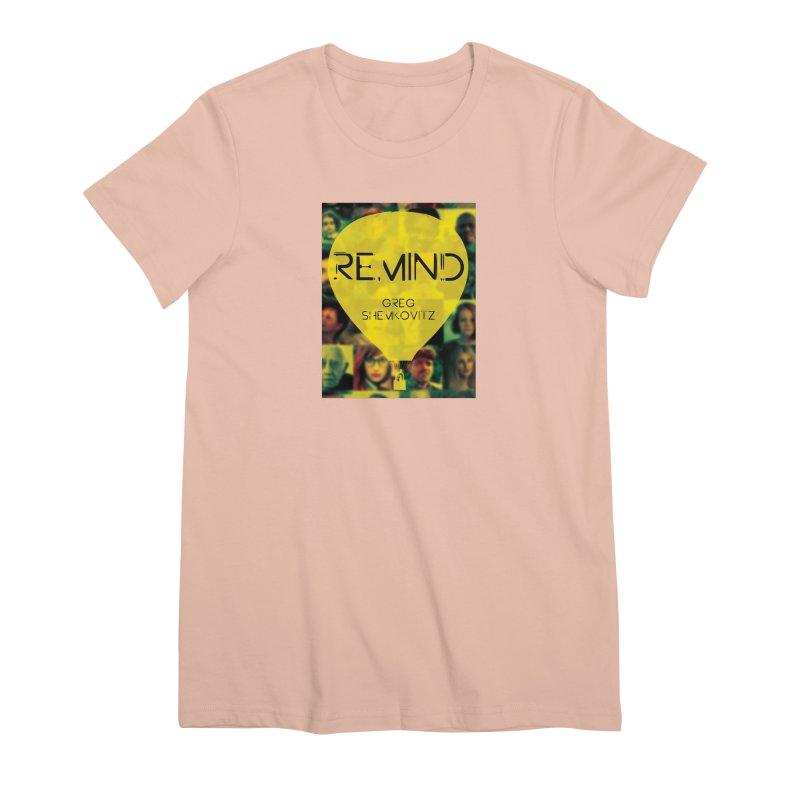 REMIND Cover A Women's Premium T-Shirt by Spaceboy Books LLC's Artist Shop
