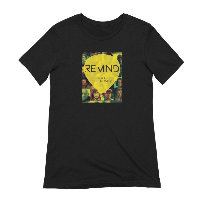 REMIND Cover A Women's Extra Soft T-Shirt by Spaceboy Books LLC's Artist Shop