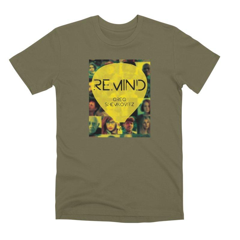 REMIND Cover A Men's Premium T-Shirt by Spaceboy Books LLC's Artist Shop