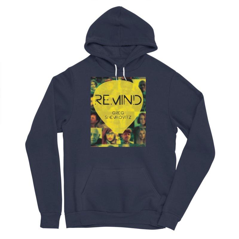 REMIND Cover A Men's Sponge Fleece Pullover Hoody by Spaceboy Books LLC's Artist Shop