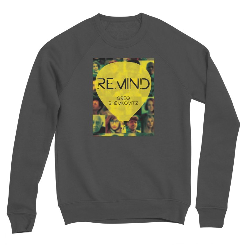 REMIND Cover A Women's Sponge Fleece Sweatshirt by Spaceboy Books LLC's Artist Shop