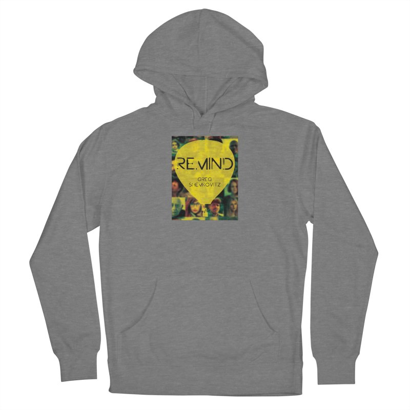 REMIND Cover A Women's Pullover Hoody by Spaceboy Books LLC's Artist Shop