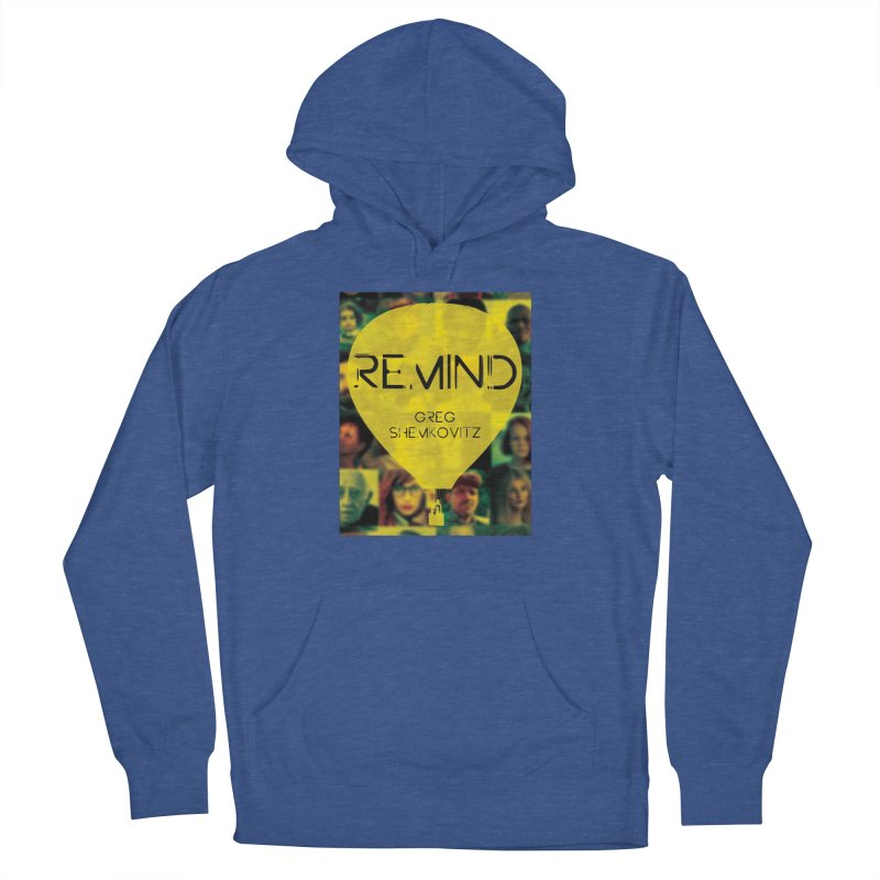 REMIND Cover A Women's French Terry Pullover Hoody by Spaceboy Books LLC's Artist Shop