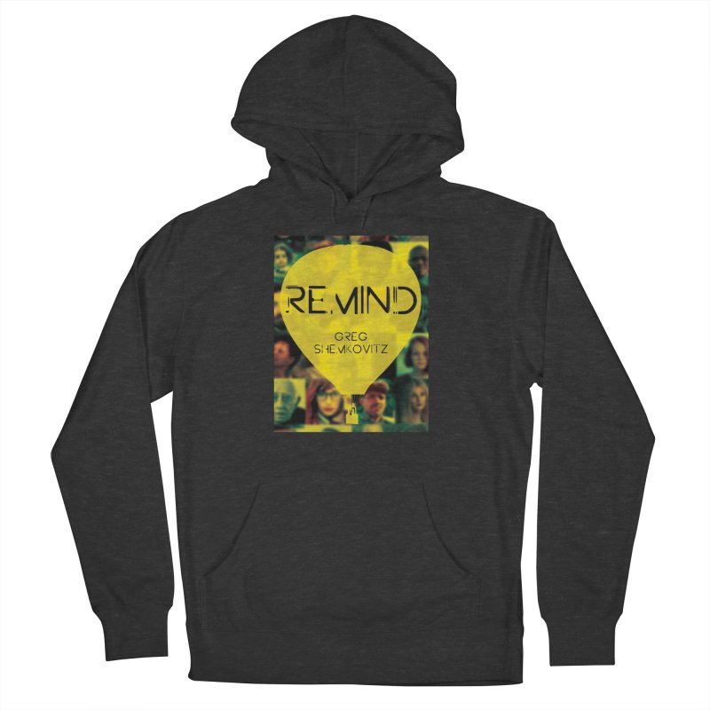 REMIND Cover A Men's French Terry Pullover Hoody by Spaceboy Books LLC's Artist Shop