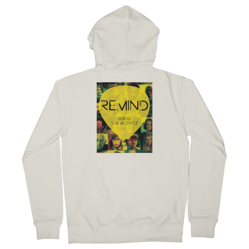 REMIND Cover A Men's Zip-Up Hoody by Spaceboy Books LLC's Artist Shop