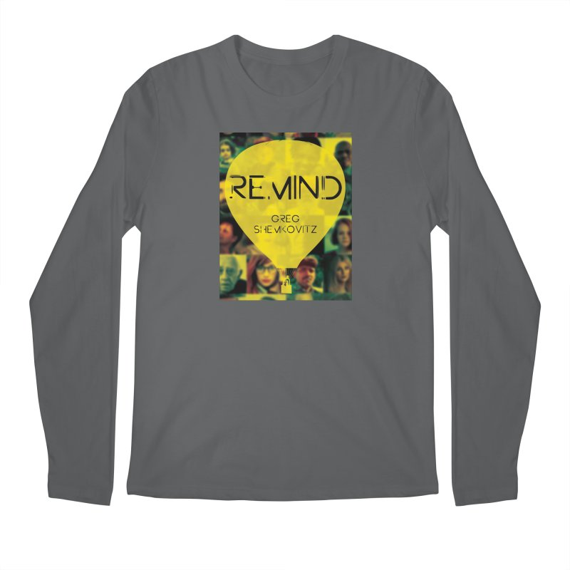 REMIND Cover A Men's Regular Longsleeve T-Shirt by Spaceboy Books LLC's Artist Shop