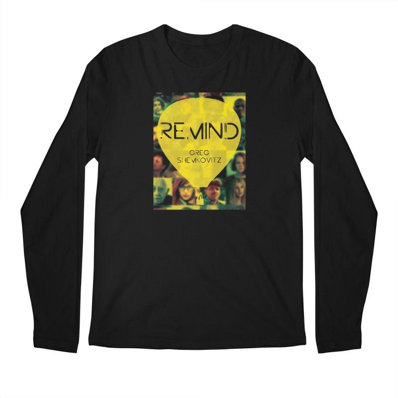 REMIND Cover A Men's Regular Longsleeve T-Shirt by Spaceboy Books LLC's Artist Shop