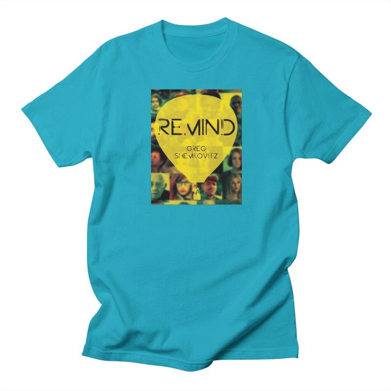 REMIND Cover A Women's Regular Unisex T-Shirt by Spaceboy Books LLC's Artist Shop