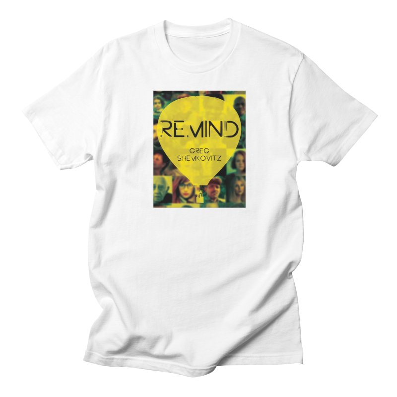 REMIND Cover A Men's Regular T-Shirt by Spaceboy Books LLC's Artist Shop