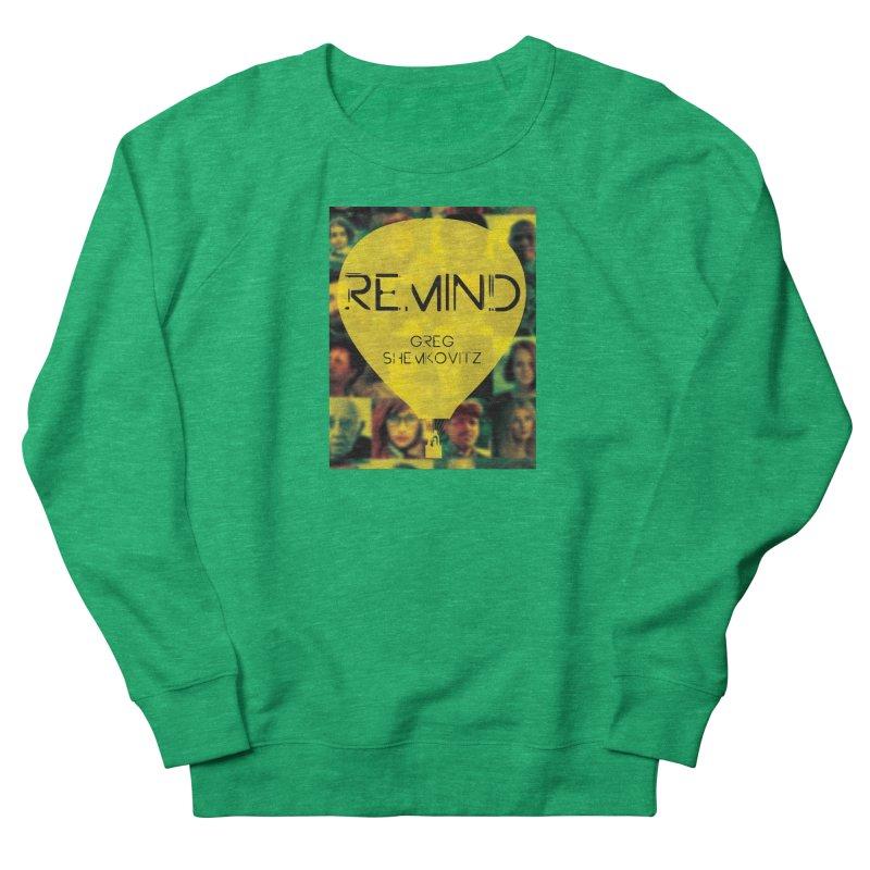 REMIND Cover A Women's Sweatshirt by Spaceboy Books LLC's Artist Shop
