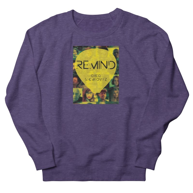 REMIND Cover A Women's French Terry Sweatshirt by Spaceboy Books LLC's Artist Shop