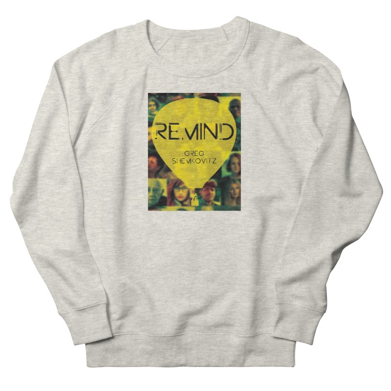 REMIND Cover A Men's French Terry Sweatshirt by Spaceboy Books LLC's Artist Shop