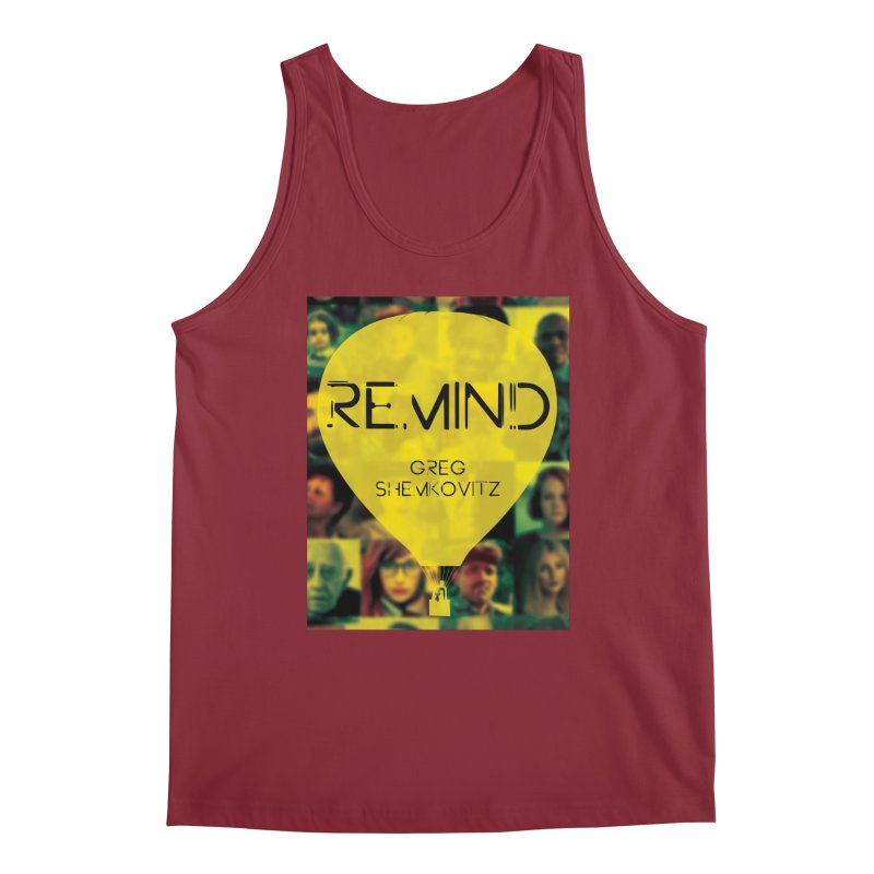 REMIND Cover A Men's Tank by Spaceboy Books LLC's Artist Shop