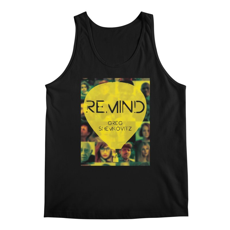 REMIND Cover A Men's Regular Tank by Spaceboy Books LLC's Artist Shop