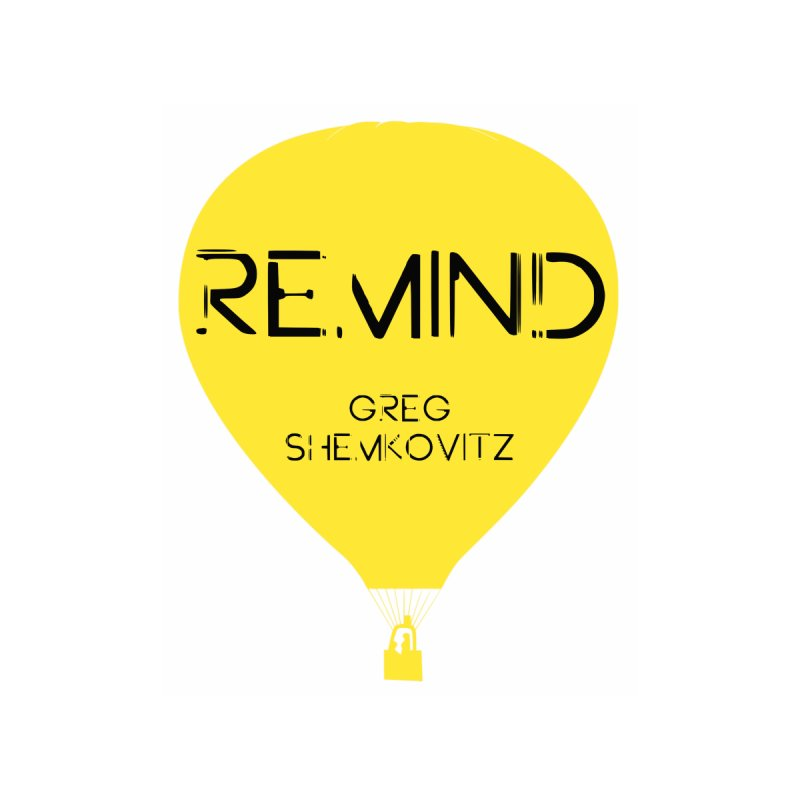 REMIND Balloon A Accessories Sticker by Spaceboy Books LLC's Artist Shop