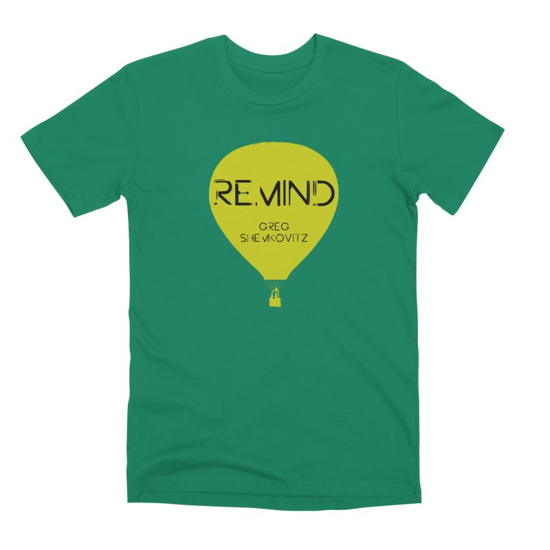 REMIND Balloon A Men's Premium T-Shirt by Spaceboy Books LLC's Artist Shop