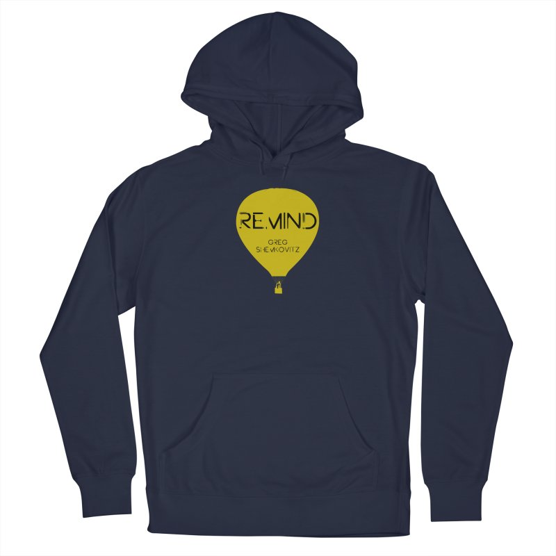 REMIND Balloon A Men's Pullover Hoody by Spaceboy Books LLC's Artist Shop