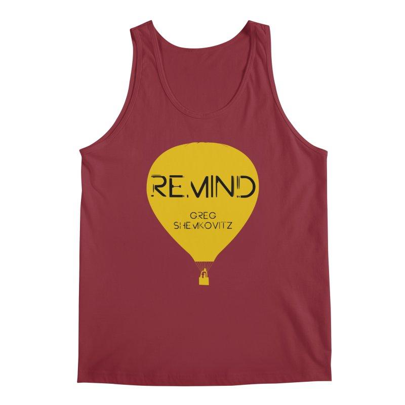 REMIND Balloon A Men's Tank by Spaceboy Books LLC's Artist Shop