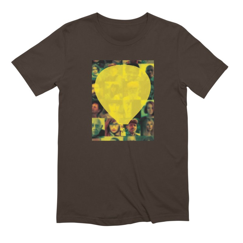 REMIND Cover B Men's Extra Soft T-Shirt by Spaceboy Books LLC's Artist Shop